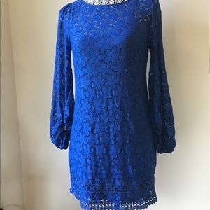 Laundry by Shellie Segal Lace Dress